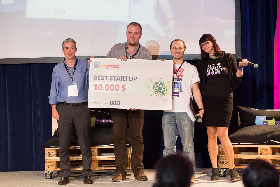 SS14 Best Startup