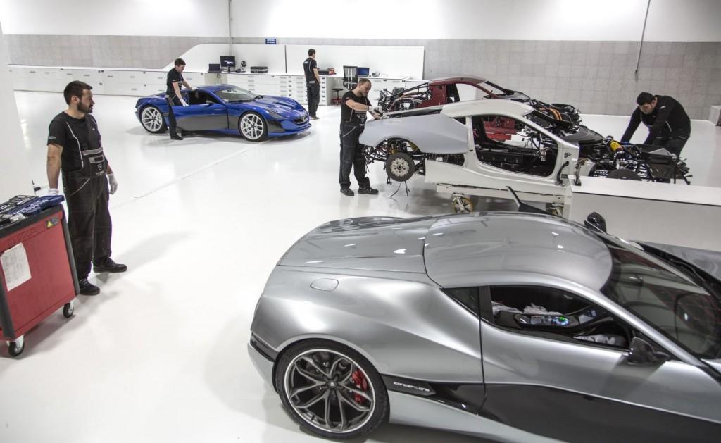 concept_one, croatian super car