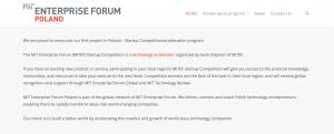 MIT Entreprise Forum