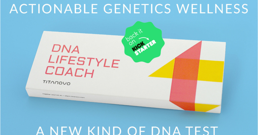 titanovo dna tests