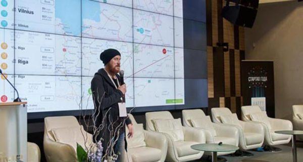 Eightydays.me won Best Startup of the Year 2016 in Belarus