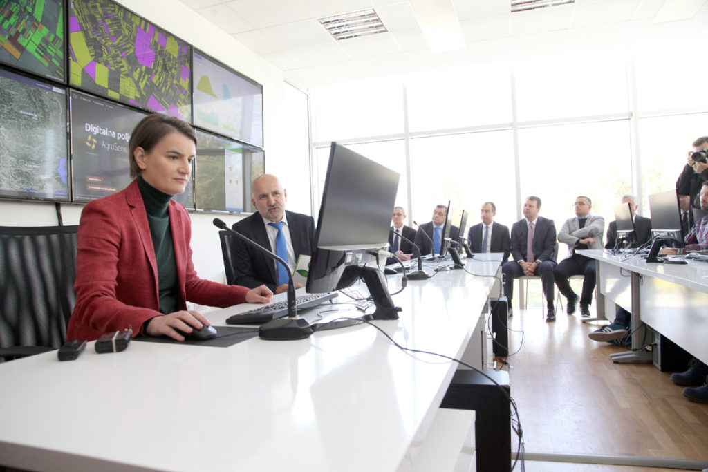 Serbia, Novi Sad, agriculture, agtech, Centre for Digital Agriculture