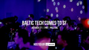 TechChill, San Francisco, startups, Latvia