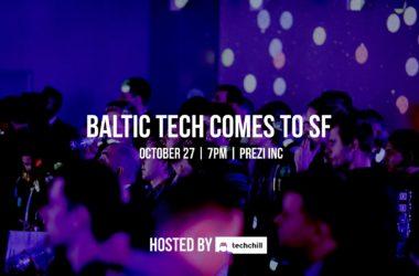 TechChill, San Francisco, startups, Latvia