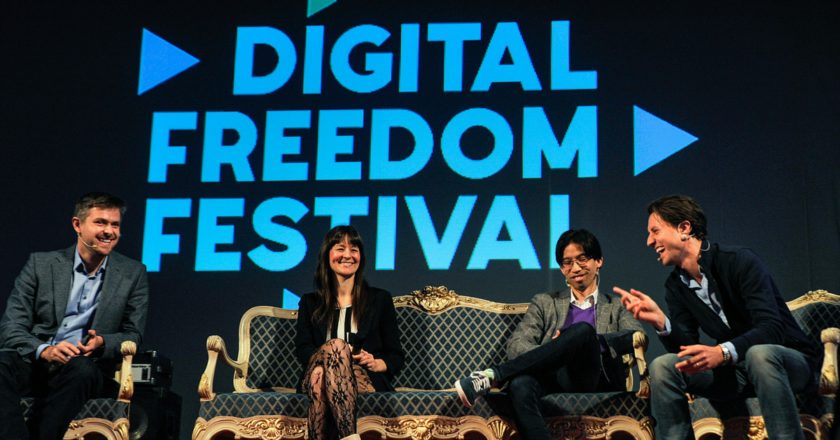 Digital Freedom Festival, Riga, Latvia