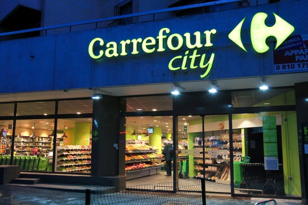 Carrefour quality line micro-filtered