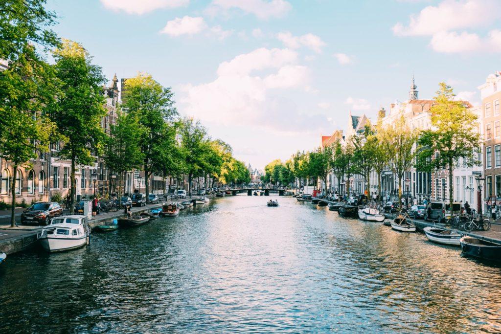 Social entrepreneurship Amsterdam