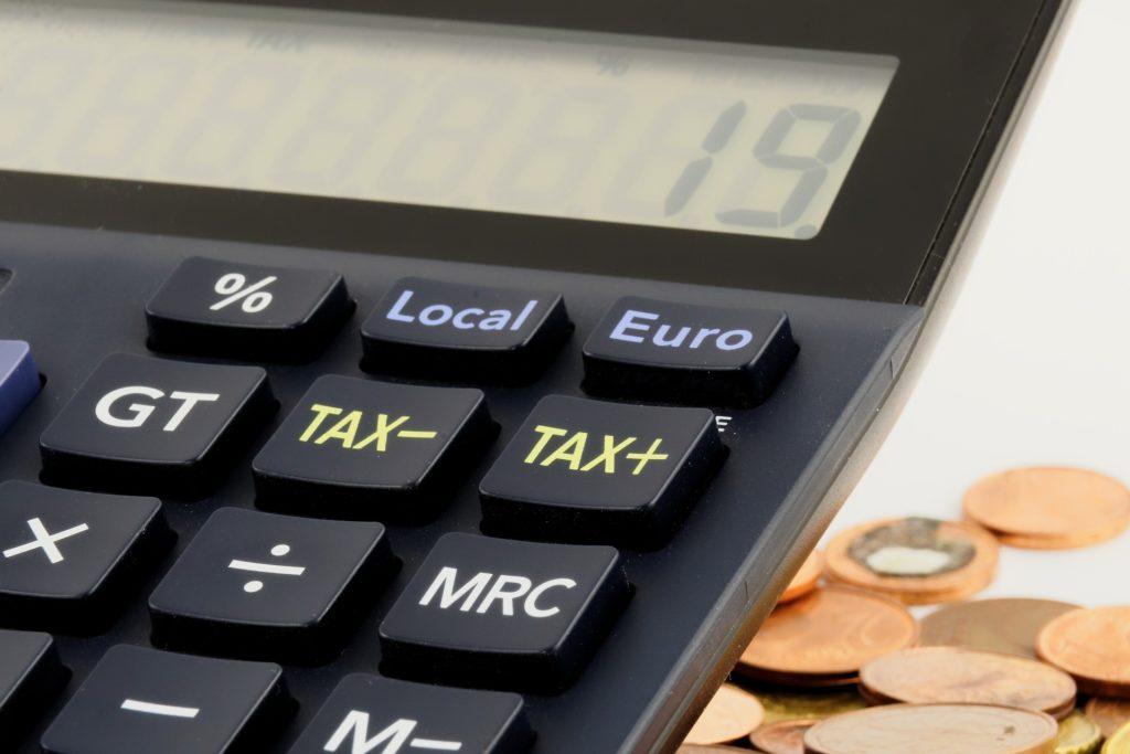Blockchain taxation Sweden