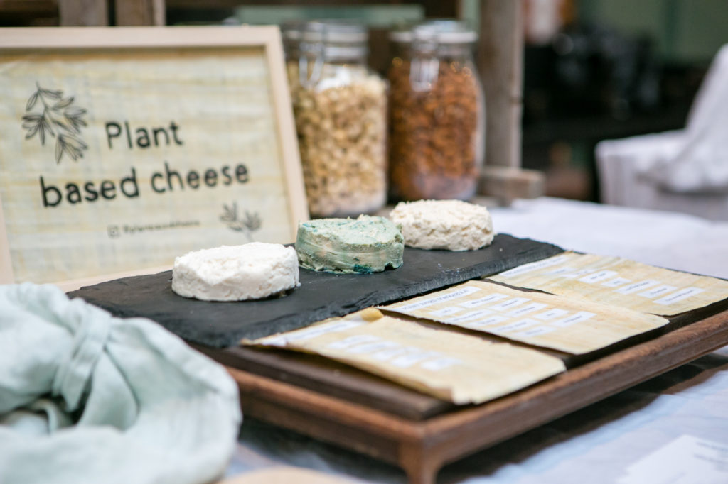 Vegan cheese social entrepreneurship Amsterdam