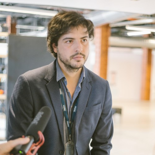 Alejandro Martínez Agenjo. Image courtesy of LinkedIn.