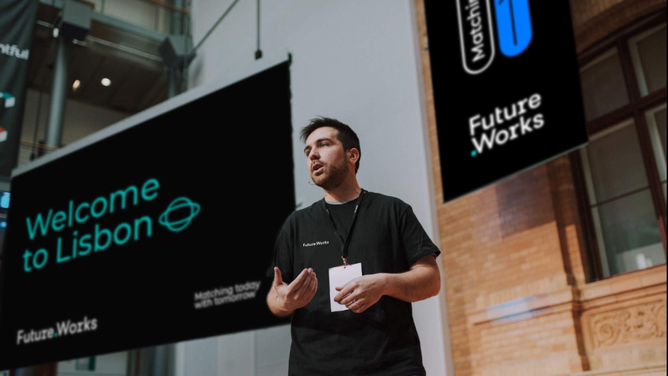 Pedro Oliveira, co-founder of Future.Works (Photo credit: Future.Works) career