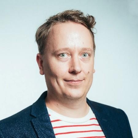 Oskari Saarenmaa. Image courtesy of LinkedIn.