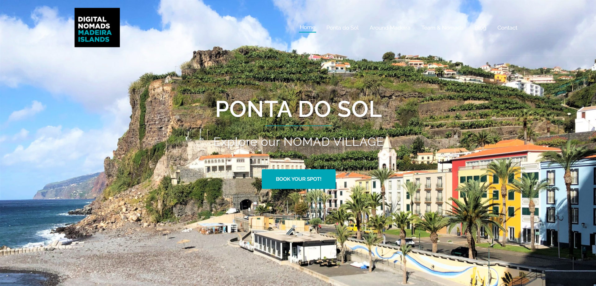 Europe's 'first' digital nomad village to open in Portugal in February