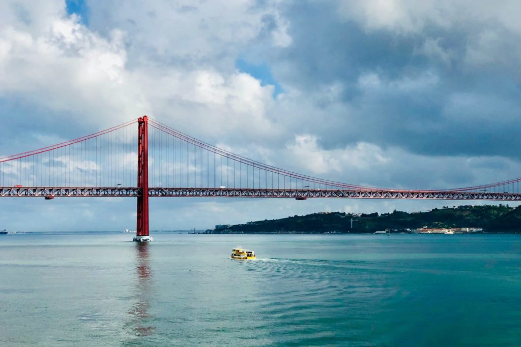 Lisbon, Portugal (Photo by Joao Tzanno on Unsplash)