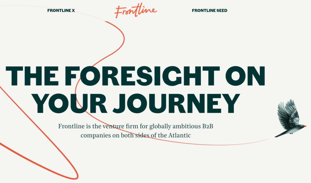 Image credit: Frontline Ventures