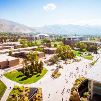 The University of Utah, Salt Lake City, United States (Photo by Parker Gibbons on Unsplash)